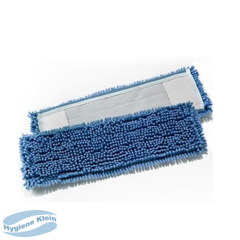 microfasermopp chenille 40 cm blau g nstig kaufen. Black Bedroom Furniture Sets. Home Design Ideas