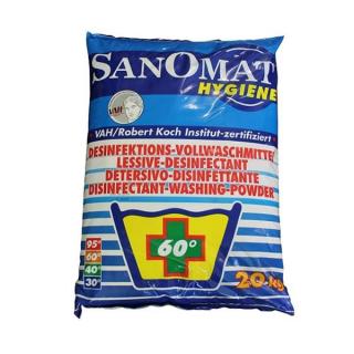 378429c701 Sanomat Desinfektionswaschmittel, RKI-und VAH-gelistet 20 kg/Sack