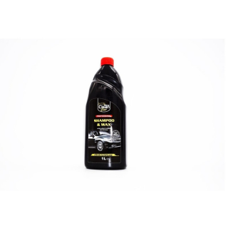 Clean Autoshampoo Wash & Wax 1000ml